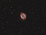 Helix Nebel / Helix nebula by Albert van Duin