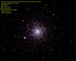 NGC6752 by Thava Kumar Narayanasamy