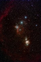 Orion with Banards Loop by Gerd Neumann