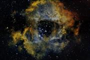 Rosettennebel / Rosette nebula by Mark Hellweg