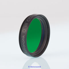 Astronomik OIII-CCD 12nm Filter 1,25&quot; (M28.5)