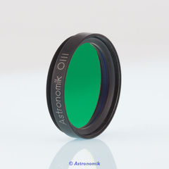 "Astronomik OIII-CCD 6 nm Filter 1,25"" (M28.5)"