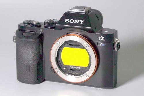 Astronomik Clip Filter Sony Alpha