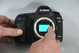 Mounting the Astronomik EOS XL Clip-Filter