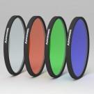 Astronomik L-RGB Typ 2c Filtersatz 50mm