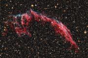 Cirrusnebel / Cirrus nebula by Dirk Morlak
