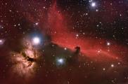 Pferdekopfnebel / Horsehead nebula by Mark Hellweg