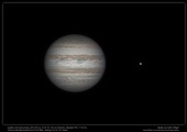 Jupiter and Ganymed by Michael Karrer