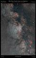 Milchstrasse in Aquila, Scutum & Sagittarius by Joerg Mosch