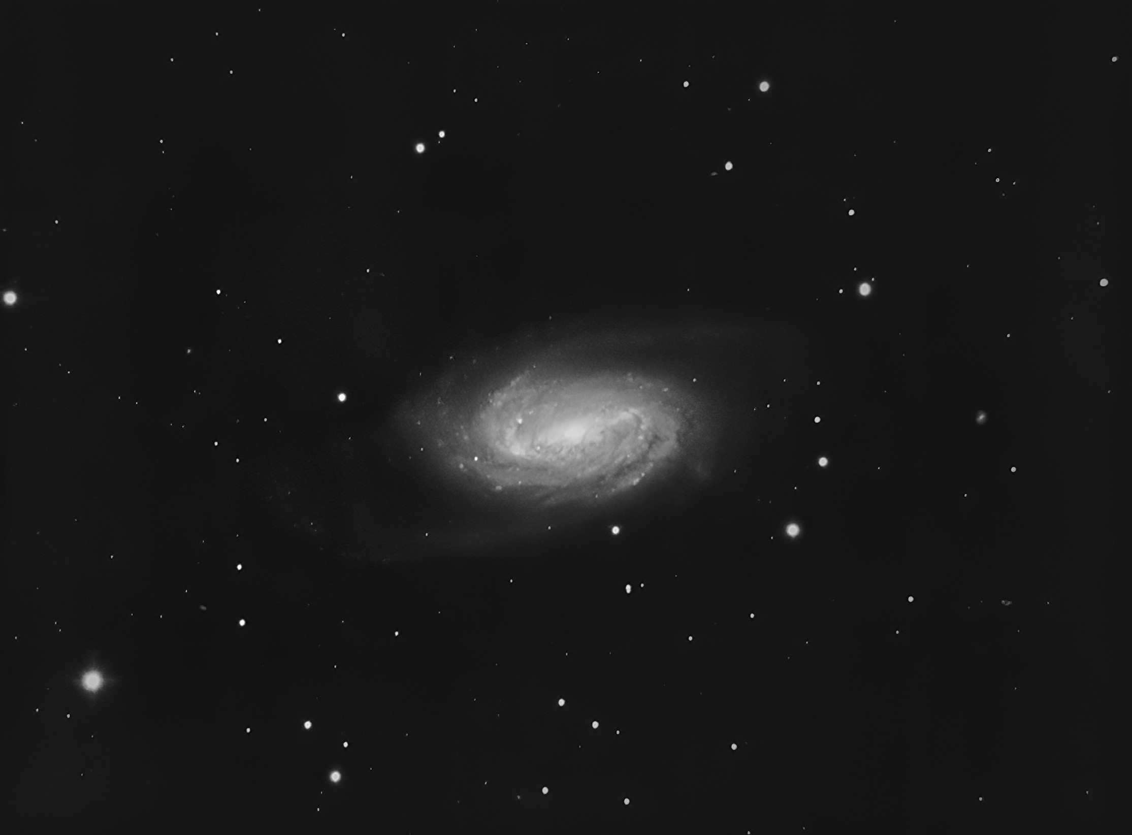 NGC 2903 Lucky Imaging
